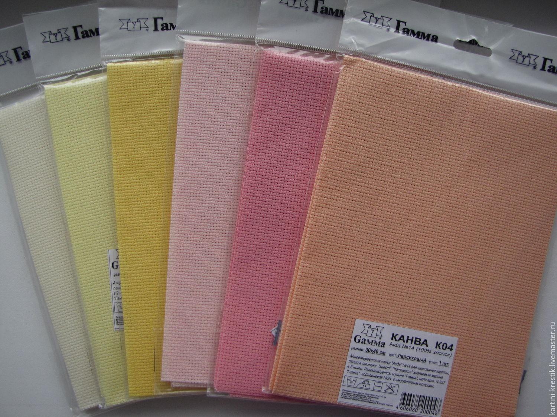 Заказать ткань для вышивки 453