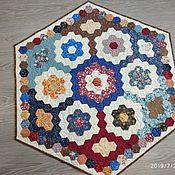 Для дома и интерьера handmade. Livemaster - original item Patchwork rug. Handmade.
