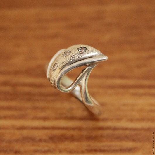 Кольца ручной работы. Ярмарка Мастеров - ручная работа. Купить Серебряное кольцо Факел, серебро 925. Handmade. Серебряный