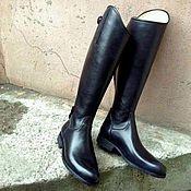 Обувь ручной работы. Ярмарка Мастеров - ручная работа Обувь для конного спорта. Handmade.