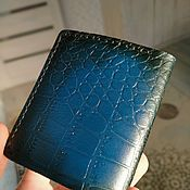 handmade. Livemaster - original item Cardholders of genuine leather. Handmade.