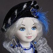Куклы и игрушки ручной работы. Ярмарка Мастеров - ручная работа Фарфоровая кукла Адель. Handmade.