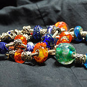 Украшения handmade. Livemaster - original item Assembling bracelets European style charm. Handmade.