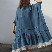 Одежда ручной работы. Ярмарка Мастеров - ручная работа Платье ГАРДА. Handmade.