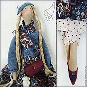 Куклы и игрушки ручной работы. Ярмарка Мастеров - ручная работа Тильда Лависа. Handmade.