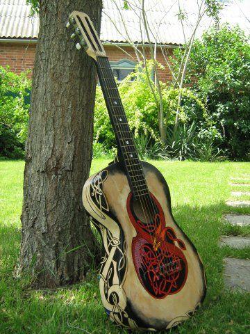 Струнные инструменты ручной работы. Ярмарка Мастеров - ручная работа. Купить Celtic guitar. Handmade.