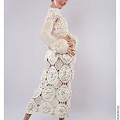 """Одежда ручной работы. Ярмарка Мастеров - ручная работа костюм из коллекции """"Белое танго"""". Handmade."""