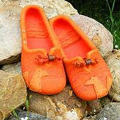 Обувь ручной работы. Ярмарка Мастеров - ручная работа Лисы. Handmade.