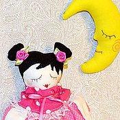Куклы и игрушки ручной работы. Ярмарка Мастеров - ручная работа Сонные малютки для деток (комплект игрушек для сна). Handmade.