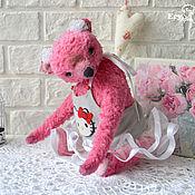 Куклы и игрушки ручной работы. Ярмарка Мастеров - ручная работа Плюшевая мишка Тутти.. Handmade.