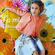 Работы для детей, ручной работы. Ярмарка Мастеров - ручная работа Юбочка La mia Primavera. Handmade.