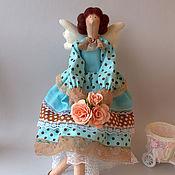 Куклы и игрушки ручной работы. Ярмарка Мастеров - ручная работа Тильда ангел Дженифер. Handmade.