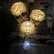 Для дома и интерьера handmade. Livemaster - original item Floor lamp