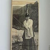 Подарки к праздникам ручной работы. Ярмарка Мастеров - ручная работа Ваше фото на деревянной доске. Handmade.