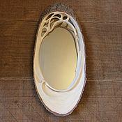 Для дома и интерьера handmade. Livemaster - original item Mirror Forest Dryad. Handmade.