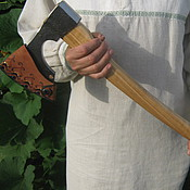 Knives handmade. Livemaster - original item axe Viking large. Handmade.