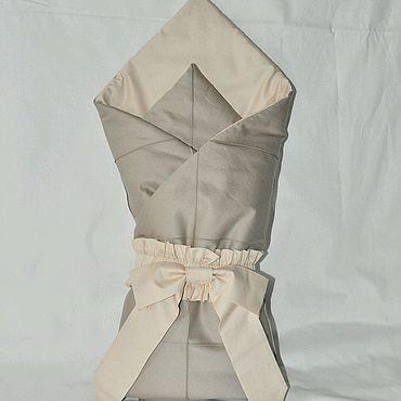 Текстиль ручной работы. Ярмарка Мастеров - ручная работа Конверт на выписку. Handmade.