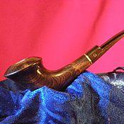 Сувениры и подарки ручной работы. Ярмарка Мастеров - ручная работа Трубка курительная. Handmade.