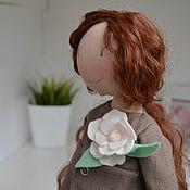 Куклы и игрушки ручной работы. Ярмарка Мастеров - ручная работа Лилит. Кукла из ткани. Игровая кукла. Handmade.