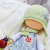 Куклы и игрушки ручной работы. Ярмарка Мастеров - ручная работа Малышка Зоуи. Handmade.