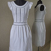 """Одежда ручной работы. Ярмарка Мастеров - ручная работа Платье """"Белый лебедь"""". Handmade."""