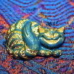 blue cat (mavikedi) - Ярмарка Мастеров - ручная работа, handmade