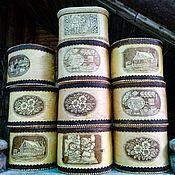 Короб ручной работы. Ярмарка Мастеров - ручная работа Короб из бересты. Handmade.