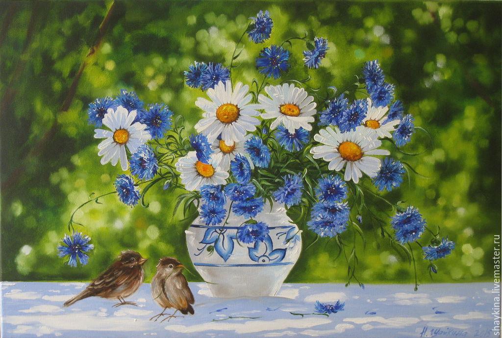 Купить садовые цветы кострома