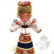 Куклы и игрушки ручной работы. Ярмарка Мастеров - ручная работа Авторская кукла-мотанка Малуша. Handmade.