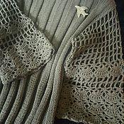 """Одежда ручной работы. Ярмарка Мастеров - ручная работа джемпер """" олива"""". Handmade."""