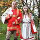 Этническая одежда ручной работы. Свадебная рубаха. Хижняк Юлия Николаевна. Ярмарка Мастеров. Свадебная одежда, этническая, хаза