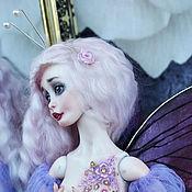 Куклы и игрушки ручной работы. Ярмарка Мастеров - ручная работа Фея, фарфоровая шарнирная кукла. Handmade.
