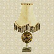 Для дома и интерьера ручной работы. Ярмарка Мастеров - ручная работа Настольная лампа Совушка. Handmade.