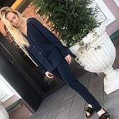 Одежда handmade. Livemaster - original item Knitted suit for women. Handmade.
