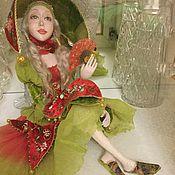 Куклы и игрушки ручной работы. Ярмарка Мастеров - ручная работа Кукла ручной работы Аннет. Handmade.