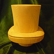 Материалы для творчества handmade. Livemaster - original item Cylinder with removable top-2. Handmade.