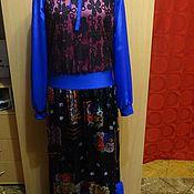 """Одежда ручной работы. Ярмарка Мастеров - ручная работа Платье """"Ассорти"""". Handmade."""