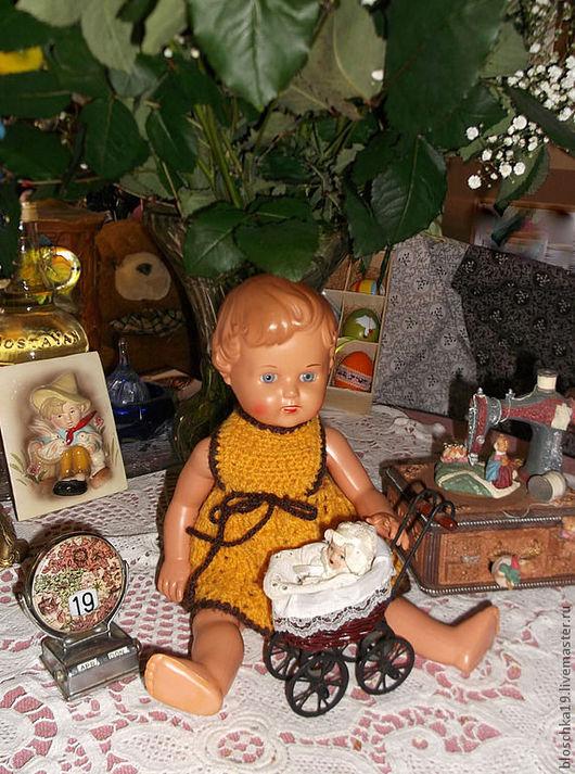 Куклы и игрушки ручной работы. Ярмарка Мастеров - ручная работа. Купить Кукла для тедди долл или  новой коллекции. Handmade.