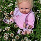 Куклы-младенцы и reborn ручной работы. мини-реборн Клер. SDrS dolls & bears. Интернет-магазин Ярмарка Мастеров.