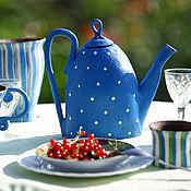 """Посуда ручной работы. Ярмарка Мастеров - ручная работа набор посуды """"Леди"""". Handmade."""