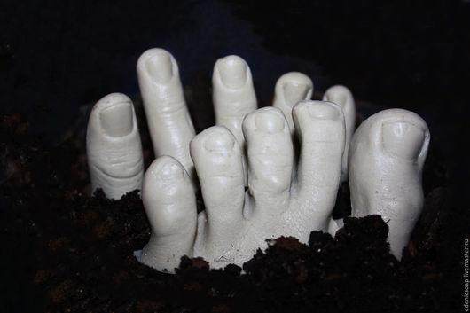 Авторское мыло. Хэллоуин.. Мыло -прикол. Необычное мыло ручной работы.Edenicsoap.
