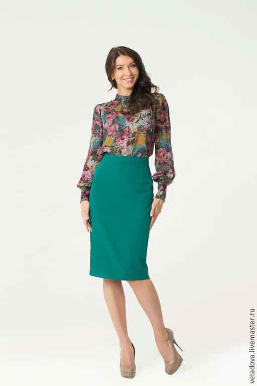"""Блузки ручной работы. Ярмарка Мастеров - ручная работа. Купить Блузка - рубашка  """"Пионы"""". Handmade. Цветочный, пионы, рубашка женская"""
