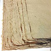 """Материалы для творчества ручной работы. Ярмарка Мастеров - ручная работа """"Болотная лилия""""  бумага для письма. Handmade."""
