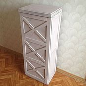 Для дома и интерьера handmade. Livemaster - original item Chest of drawers - Shoe Cabinet. Handmade.