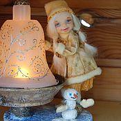 Куклы и игрушки ручной работы. Ярмарка Мастеров - ручная работа Однажды волшебным зимним днем..... Handmade.