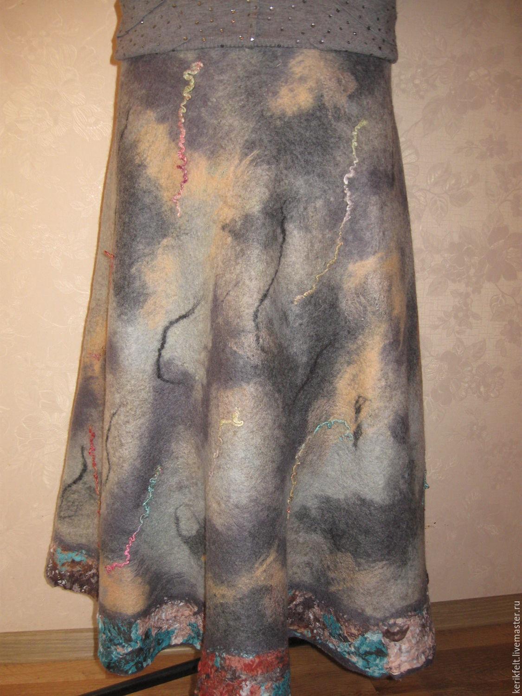 Кисейные юбки