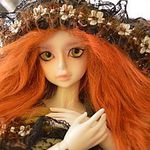 Кукольные кудряшки - Ярмарка Мастеров - ручная работа, handmade