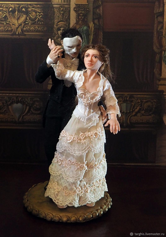 Music of the Night, Portrait Doll, Peterhof,  Фото №1