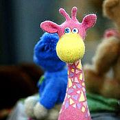 Куклы и игрушки ручной работы. Ярмарка Мастеров - ручная работа Жираф Чумачеч. Handmade.