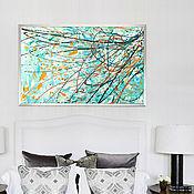 Картины и панно handmade. Livemaster - original item Contemporary paintings to buy, Herbam. Handmade.